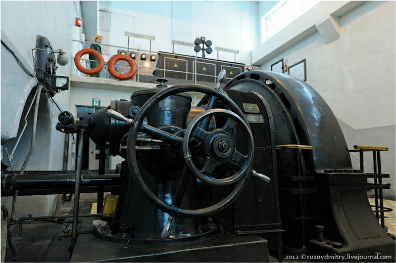 Excursion to Syzran Power Plant