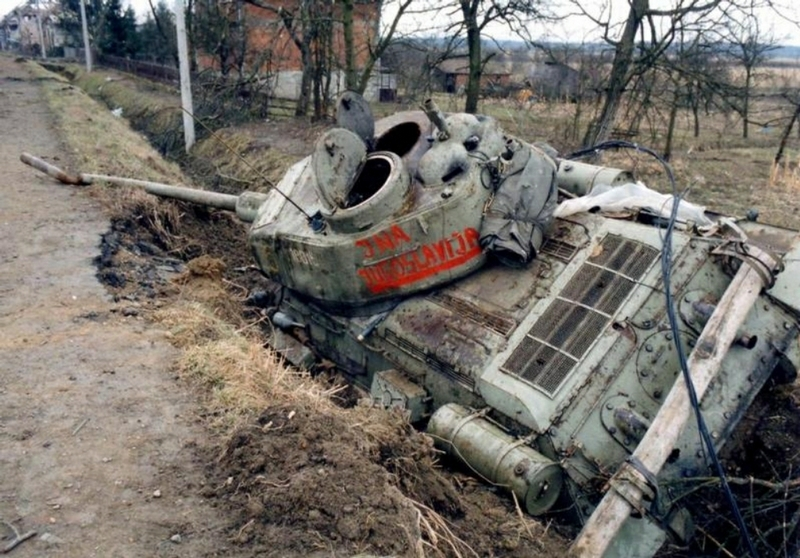 WW2 Russian Tanks Still In Use In Europe