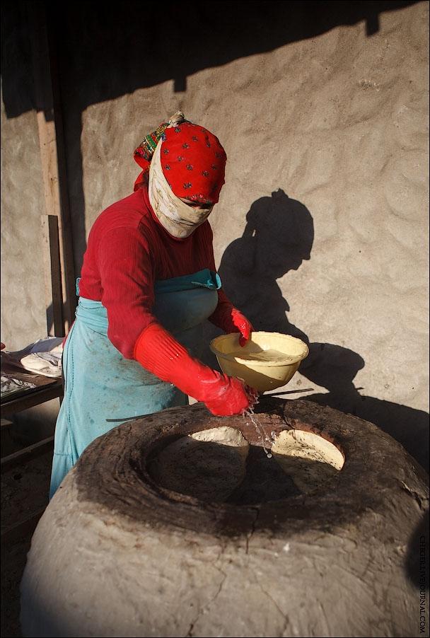 Kaukázusi kenyér