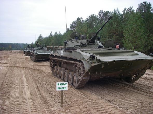 The 6th Tank Brigade: Technique And Training
