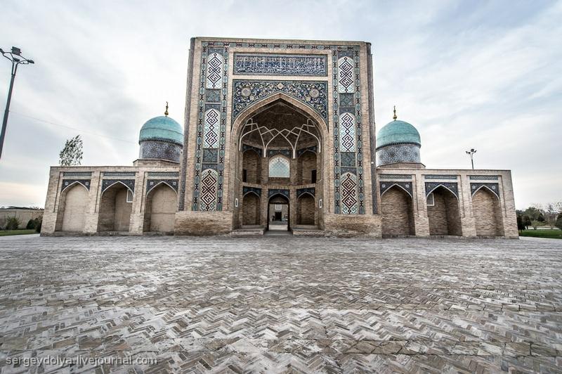 A Tour to The Capital of Uzbekistan