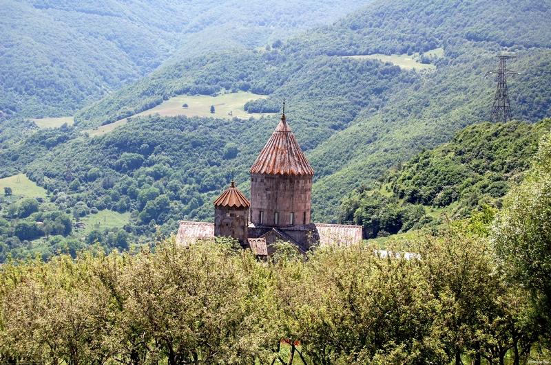 The Ancient Monastery of Armenia