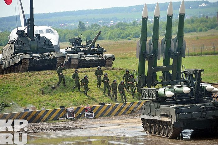 techmach001 12 New Russian Combat Machines