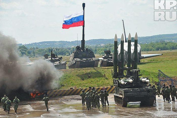 techmach001 13 New Russian Combat Machines