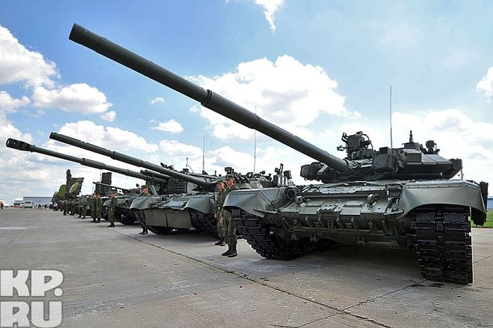 techmach001 17 New Russian Combat Machines