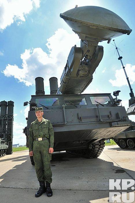New Russian Combat Machines