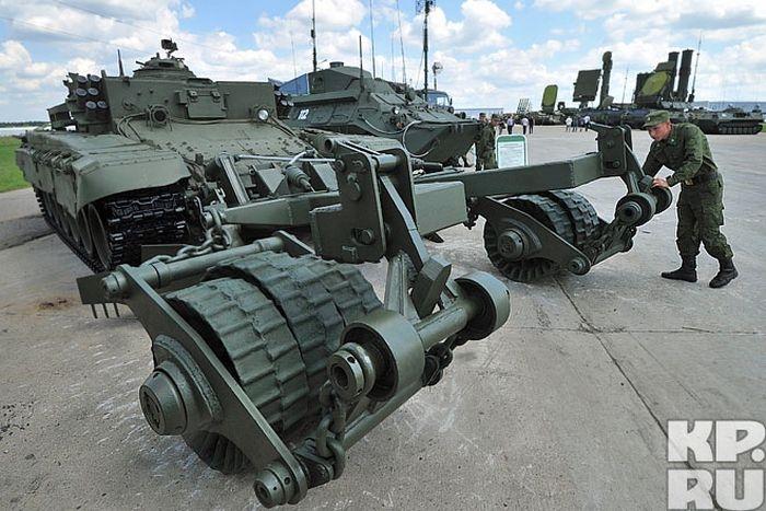 techmach001 21 New Russian Combat Machines