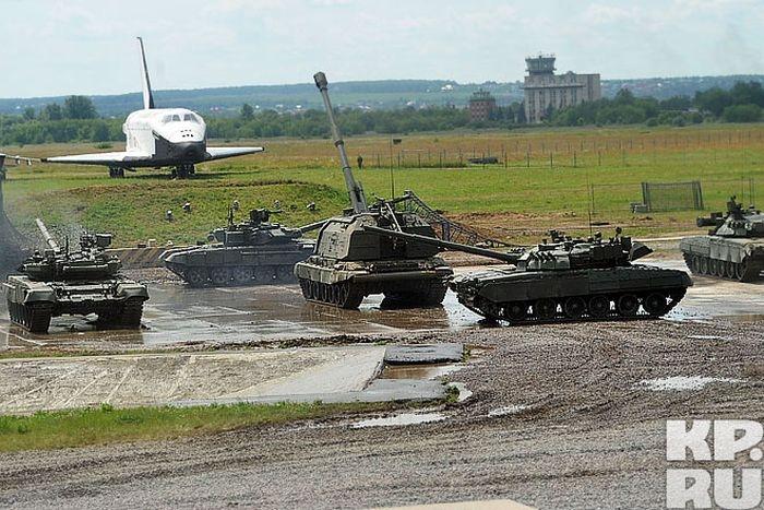 techmach001 23 New Russian Combat Machines