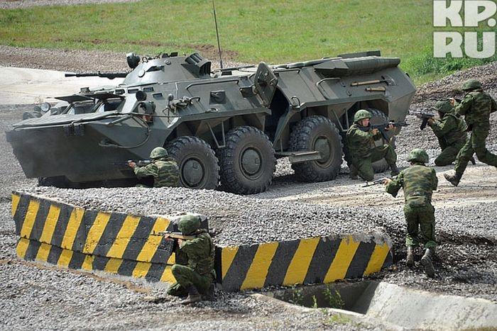 techmach001 9 New Russian Combat Machines