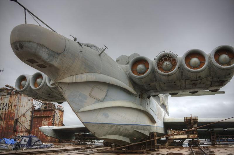 Soviet Tech Wonders and Their Destiny