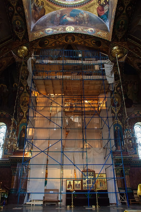15 Years To Bring the Cathedral Back to Life
