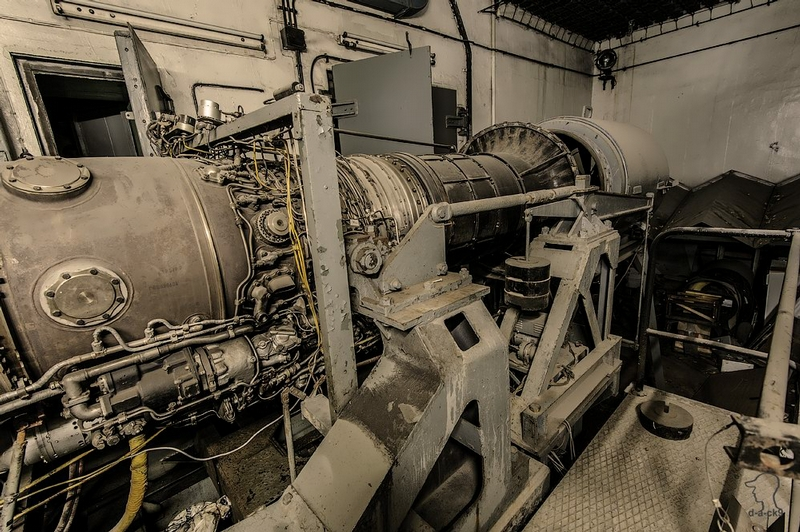 The Place Where Aircraft Engines Were Tested