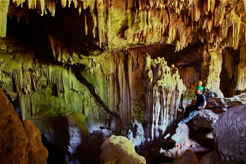 In the Caves of Thailand