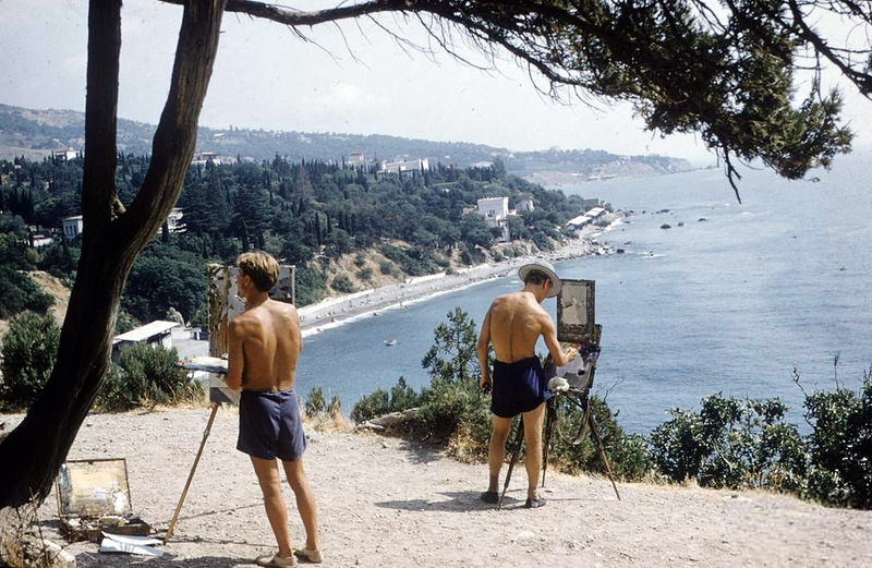 The Crimea Of 1958