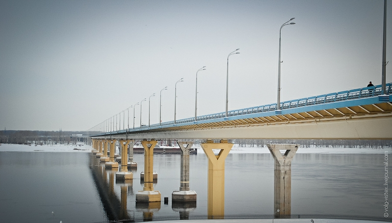 [视频] 伏尔加桥蛇形共振 桥面起舞汽车癫狂(10P) - 路人@行者 - 路人@行者