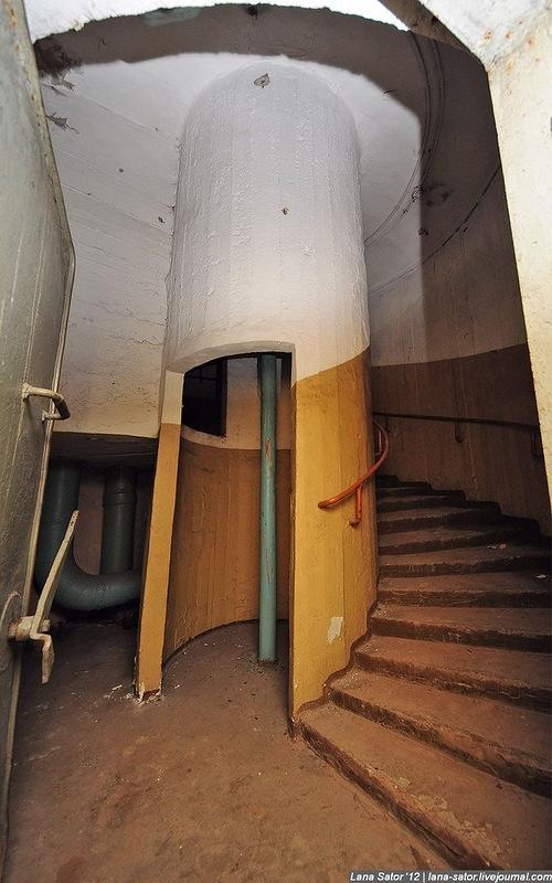 Shelter of the Strange Configuration
