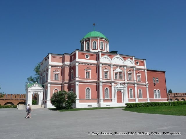 The Museum Of Tula Arms