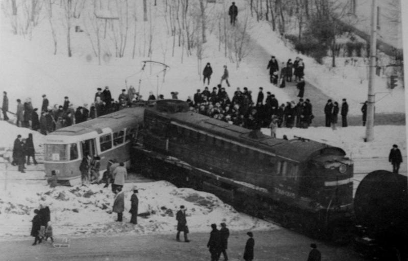 Tram Accidents In the USSR