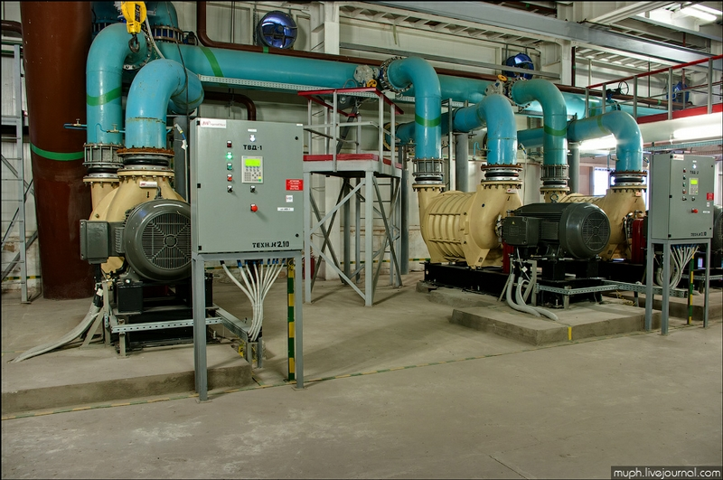 Wastewater Treatment Facilities In Voronezh