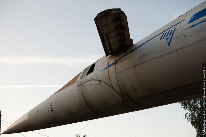 The Tu-144, Tail-Number 77107