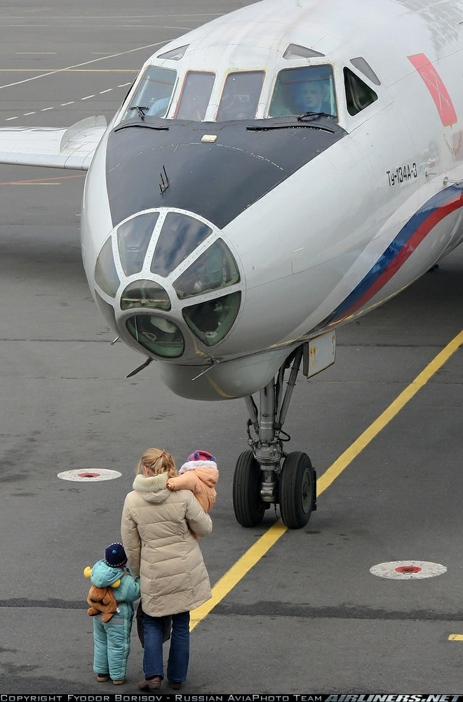 The Planes of Tupolev
