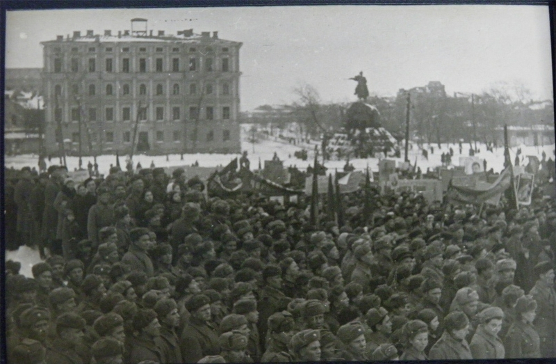 Kiev Right Before the War And Soon After