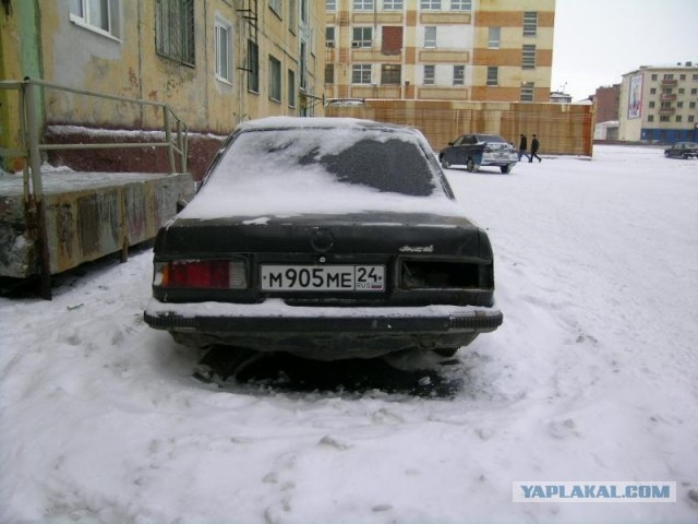 Norilsk: When Snow Melts