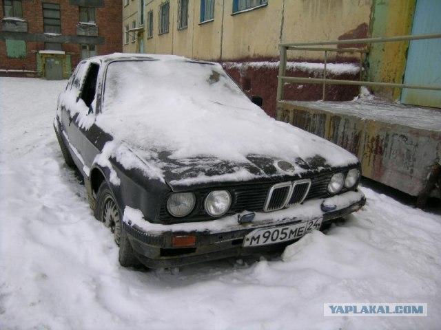 Norilsk: When Snow Melts