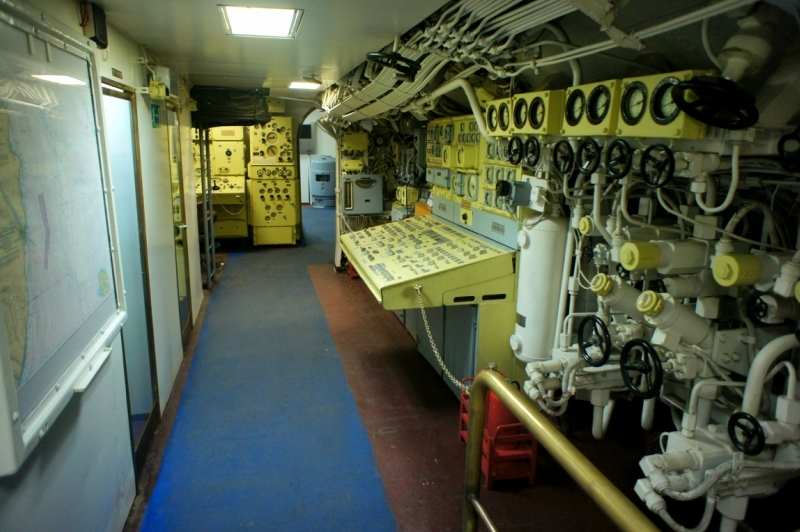 The Museum In A Submarine