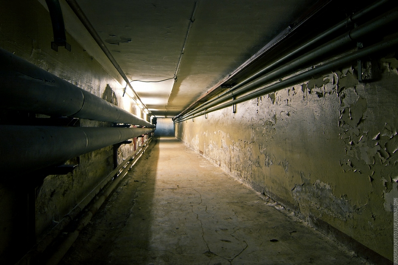 The Basement Under the Moscow State University