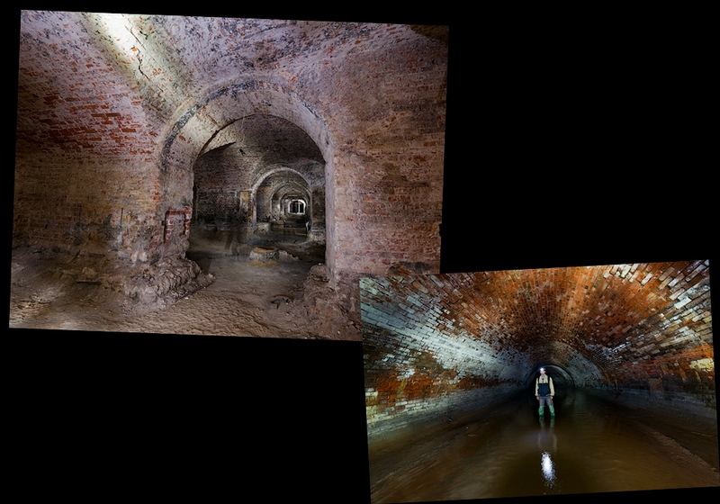 So Different Underground Basements of Moscow