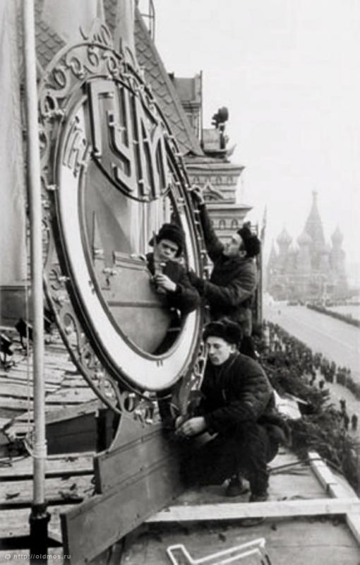 The Moscow GUM History In Photos