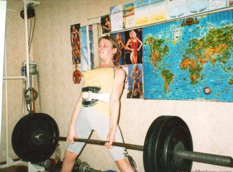 The Strongest Girl On Earth