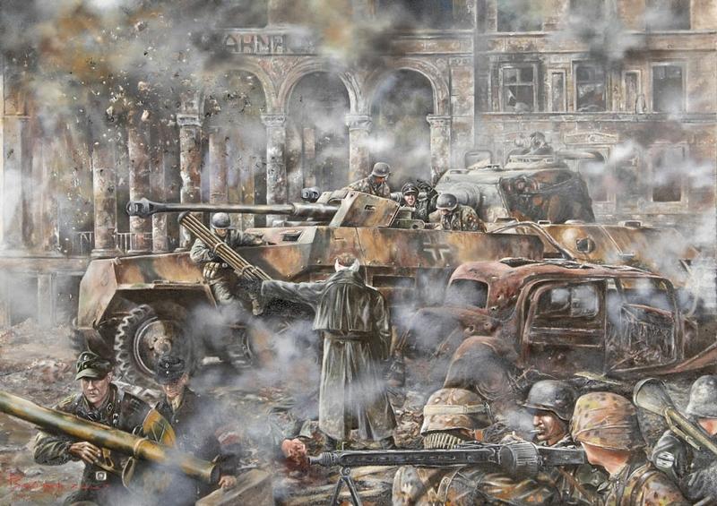 Military Pictures By Gleb Vasilyev