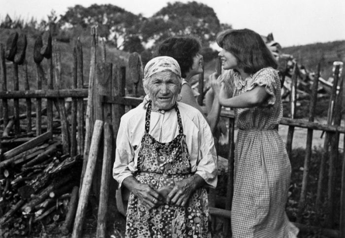 A Belorussian Village Before And After The Chernobyl Disaster