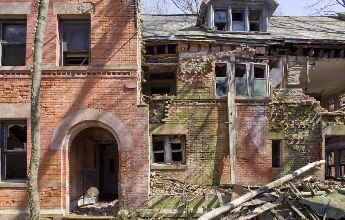 Abandoned Leper Colony in NYC