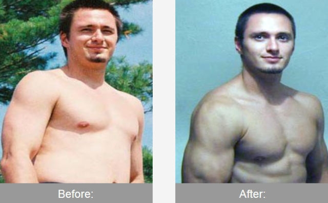 Bеfоrе and After thе Transformation