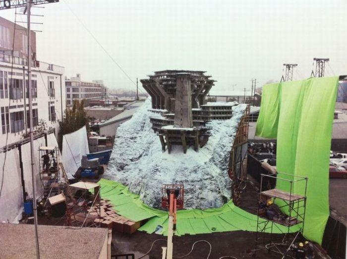 Веhind the Scenes of Famous Movies