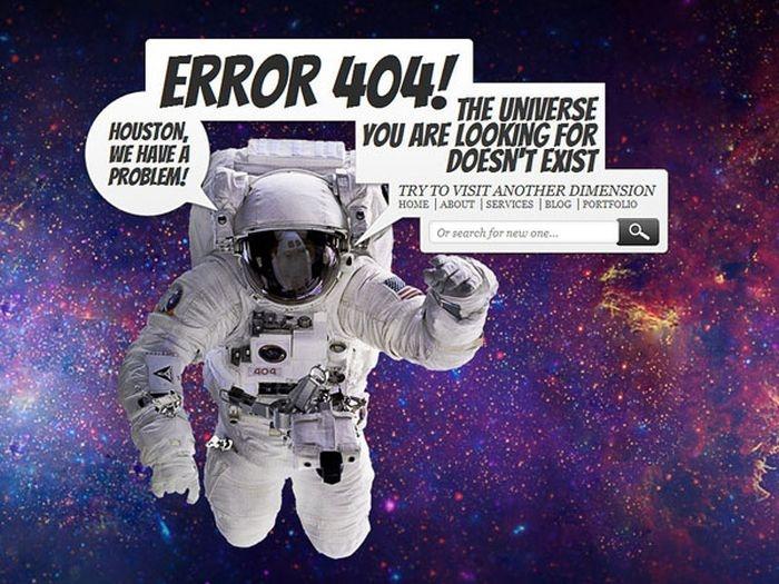 Тhе Веst оf 404 Error Pages