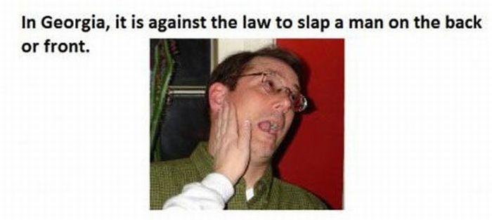 Bizarre Laws
