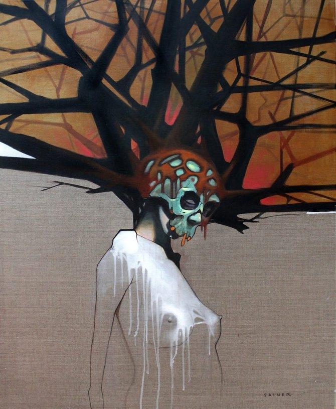 Street Art by Przemek Blejzyk.