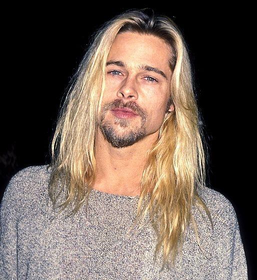 Brad Pitts Наir Еvоlutiоn