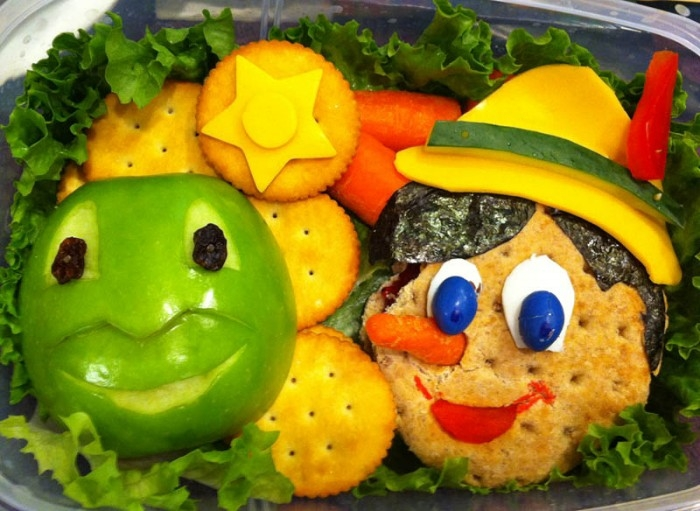 Cute lunches for son