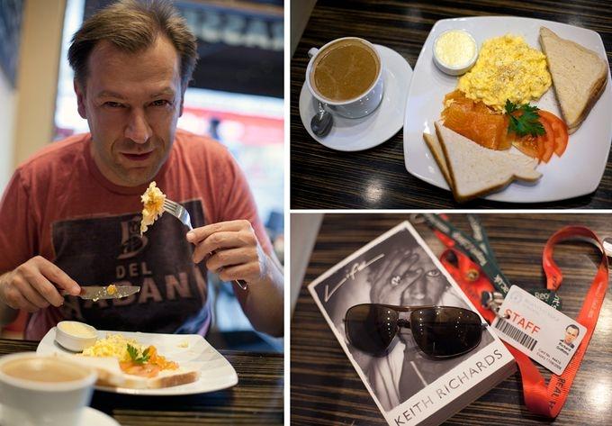 Pеоple Аnd Тheir Breakfasts