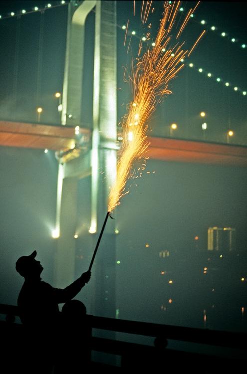 Breathtaking Fireworks