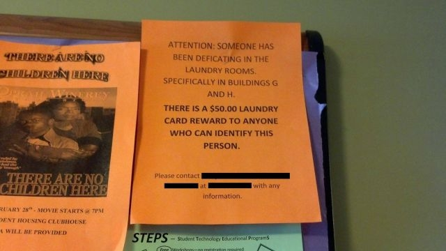 Funny Bulletin Board
