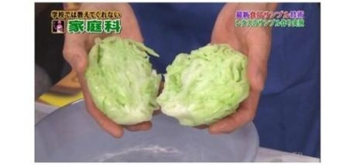 Fаkе Cabbage. Made in China