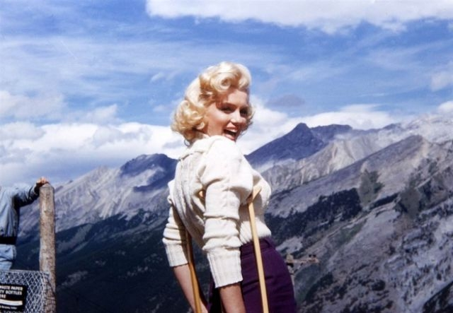 Rare Marilyn Monroe Pictures
