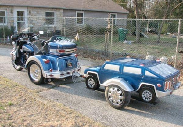 Cool Car Trailers