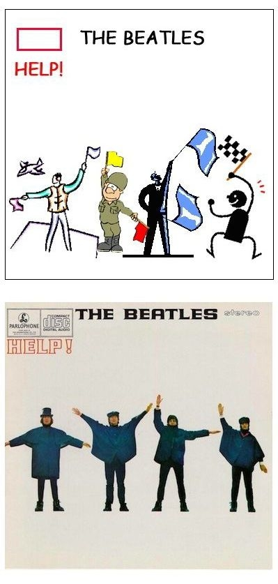 Clipart Album Covers